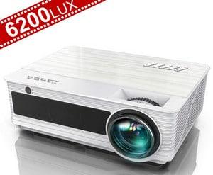 Avis Vidéoprojecteur Yaber YB1 6200 Lumens