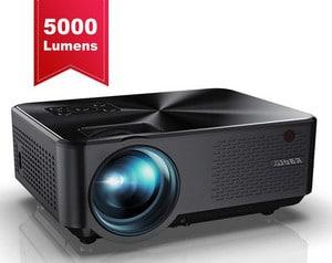 Avis mini vidéoprojecteur Yaber 5000 Lumens Y60