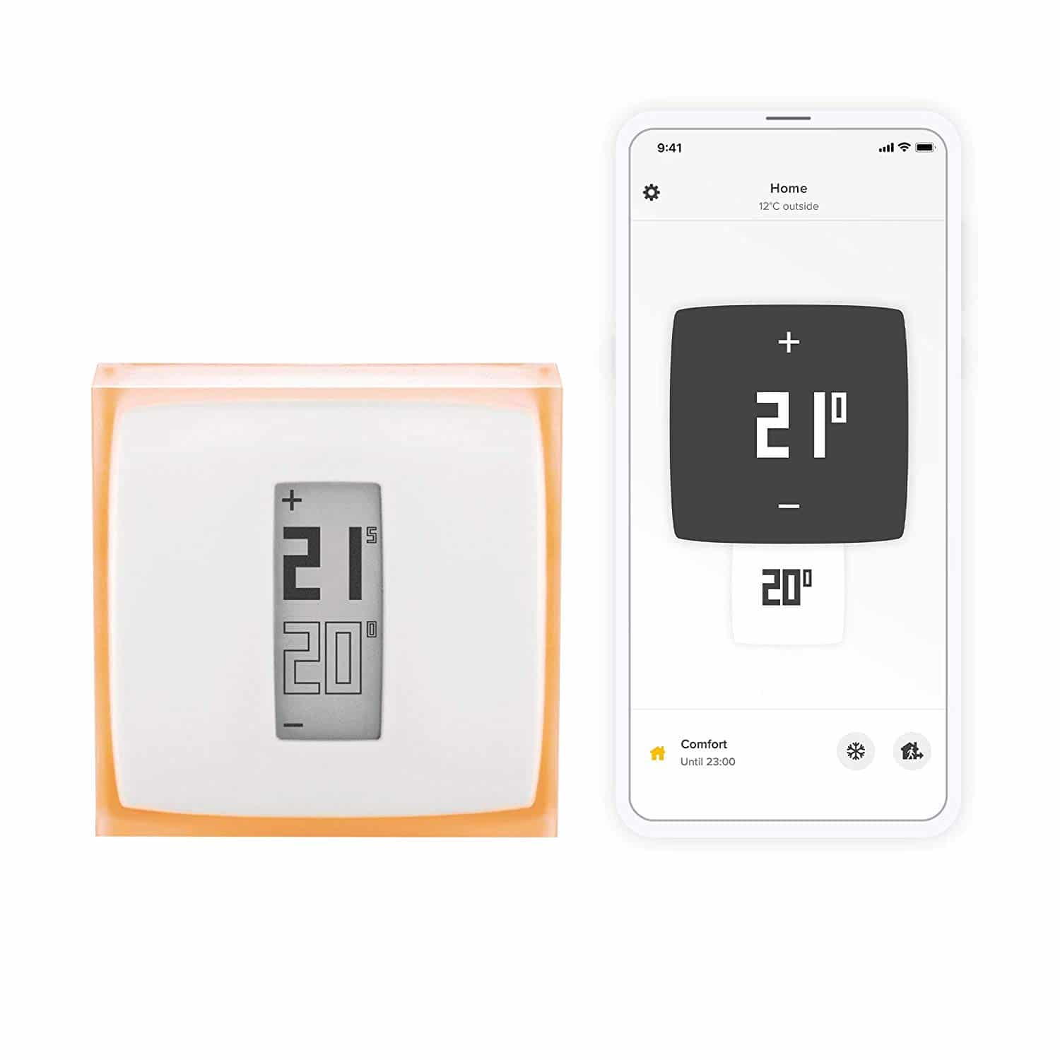 Netatmo Thermostat Connecté et Intelligent