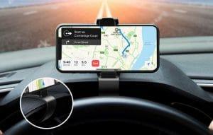 Comparatif meilleur support téléphone voiture