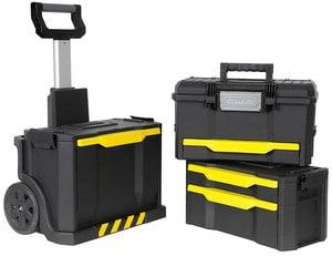 Caisse à outils complète Stanley Servante mobile 79-206