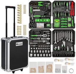 Caisse à outils complète TecTake 401321