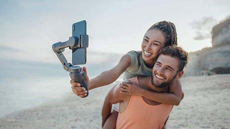 Comparatif meilleur stabilisateur de smartphone