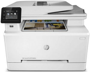 Imprimante couleur laser HP color Laserjet Pro M283fdn