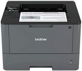 Imprimante laser noir et blanc Brother HL-L5100DN