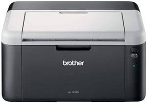 Imprimante laser noir et blanc Brother HL1212W