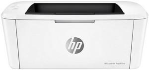Imprimante laser noir et blanc Hewlett Packard LJ Pro M15W