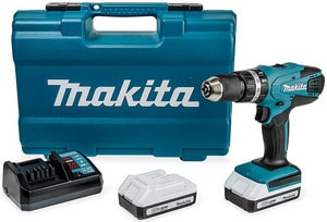 Perceuse visseuse Makita HP457DWE10