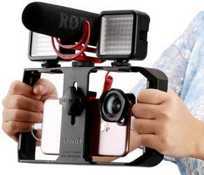 Stabilisateur de smartphone Ulanzi U-Rig Pro