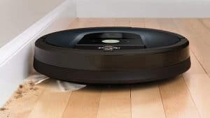 Test aspirateur robot iRobot Roomba 981
