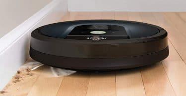 Test aspirateur robot iRobot Roomba 981