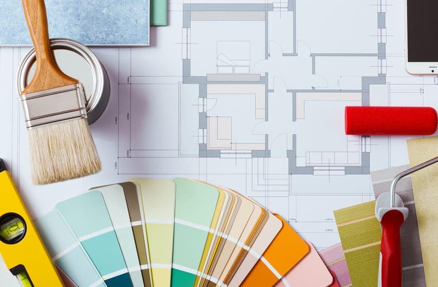 Avantages et inconvénients de la peinture acrylique